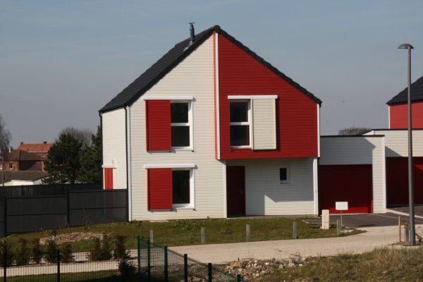 Maison neuve 3 chambres BBC 2005