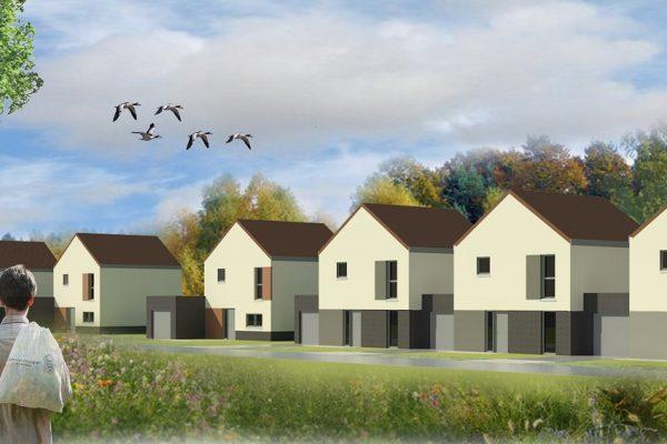 Maison neuve isolée 3 chambres RT 2012