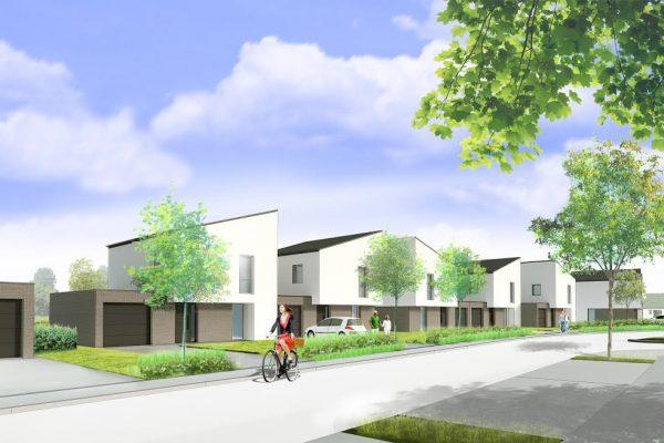 Maison neuve 3 chambres RT 2012