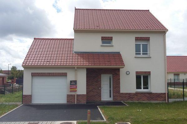 Maison neuve économe 3 chambres RT2012