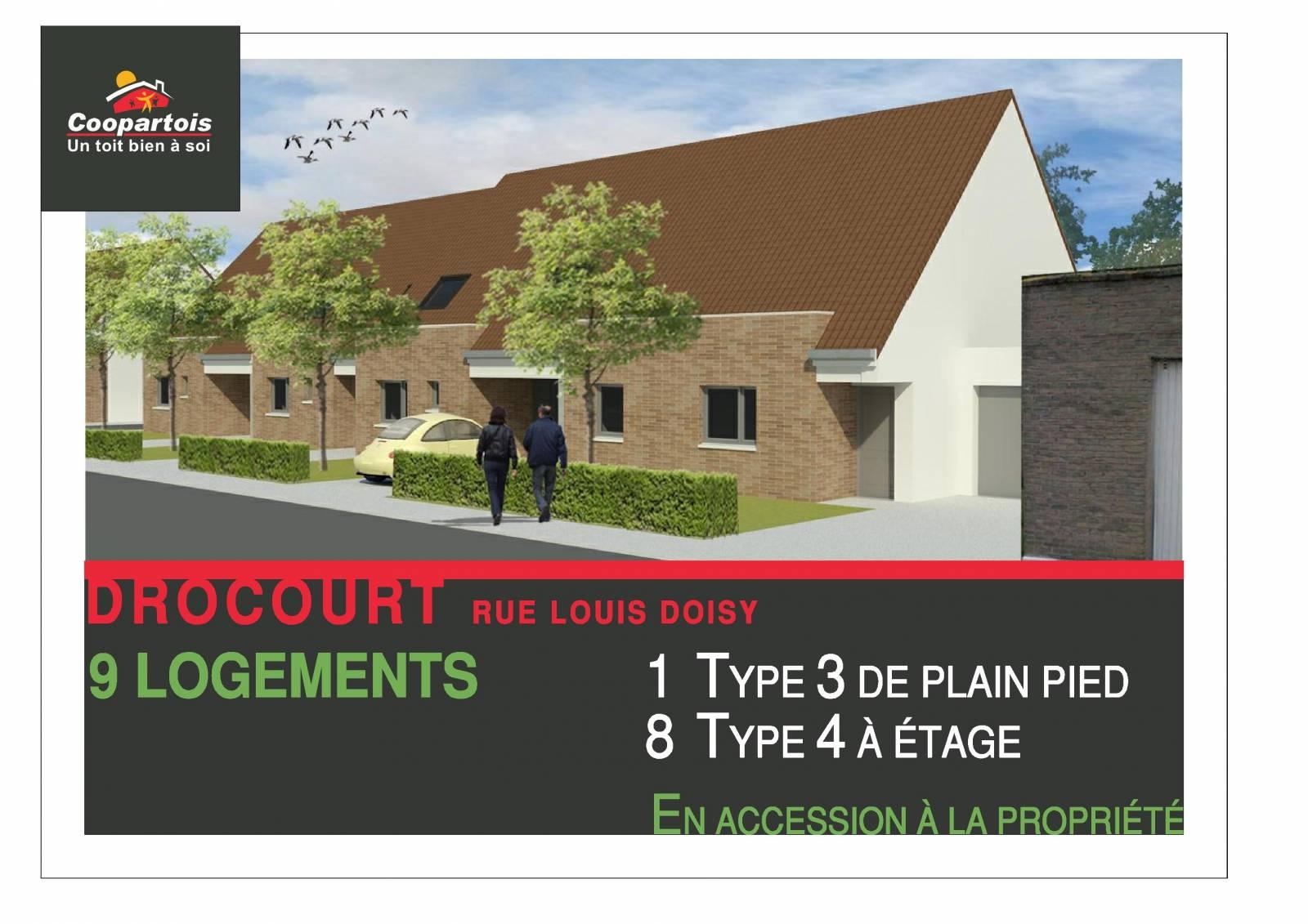 Maison neuve 3 chambres rt 2012 4 coopartois for Prix maison neuve rt 2012