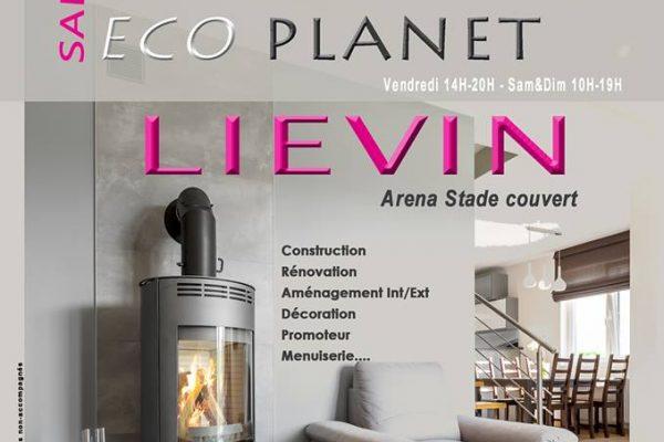 Coopartois au Salon Habitat Eco Planet à LIEVIN